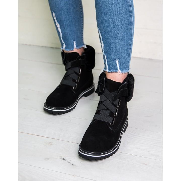 UGG Originals City Boots Black