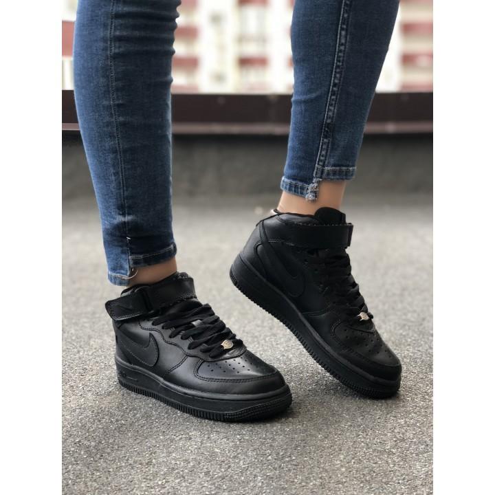 Кроссовки Nike Air Forse 1 Black