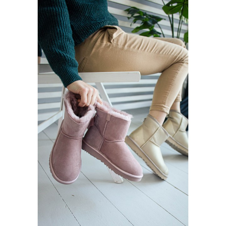 Ugg Mini Bailey Bow Dusk