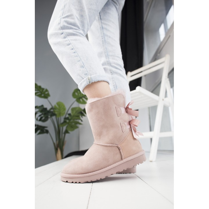Ugg Bailey Bow Pink Short