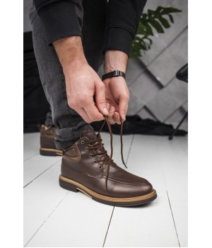 UGG Boots Leather Brown