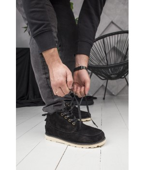 UGG Boots Suede Black