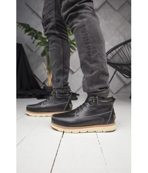 UGG Boots Leather II Black