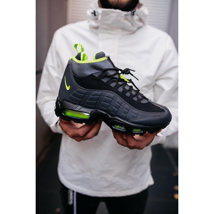 "Nike 95 Sneakerboot ""Black Volt"""