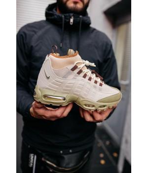 """Nike 95 Sneakerboot """"Beige"""""""