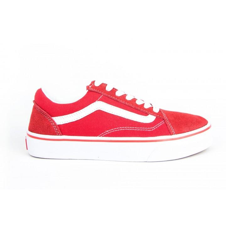 Кроссовки Vans Red