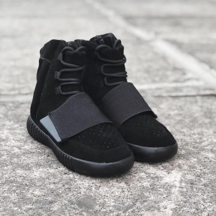 Мужские кроссовки Adidas Yeezy 750 Black