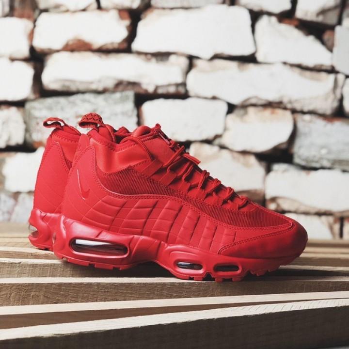 Мужские кроссовки Nike Air Max 95 SN Red