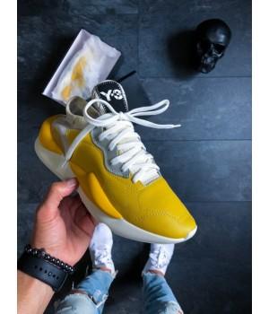 Мужские кроссовки Adidas Y-3 Kaiwa Yellow