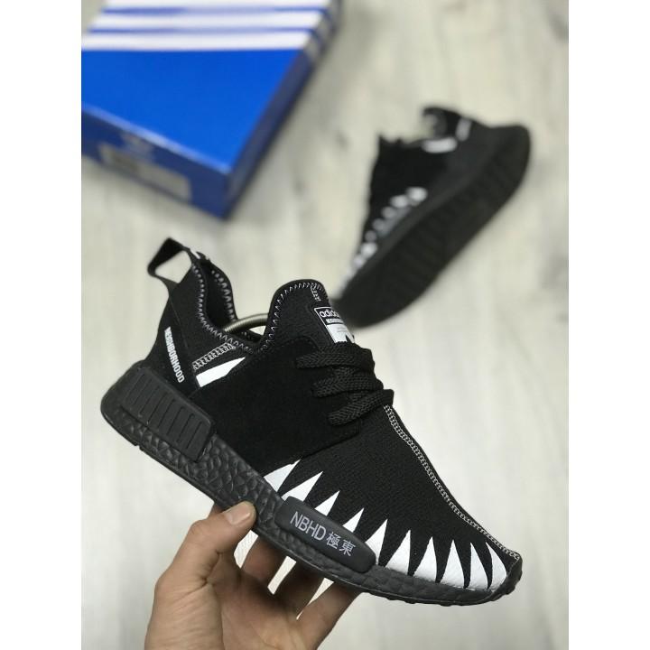 Мужские кроссовки Adidas NMD R1 Neighborhood