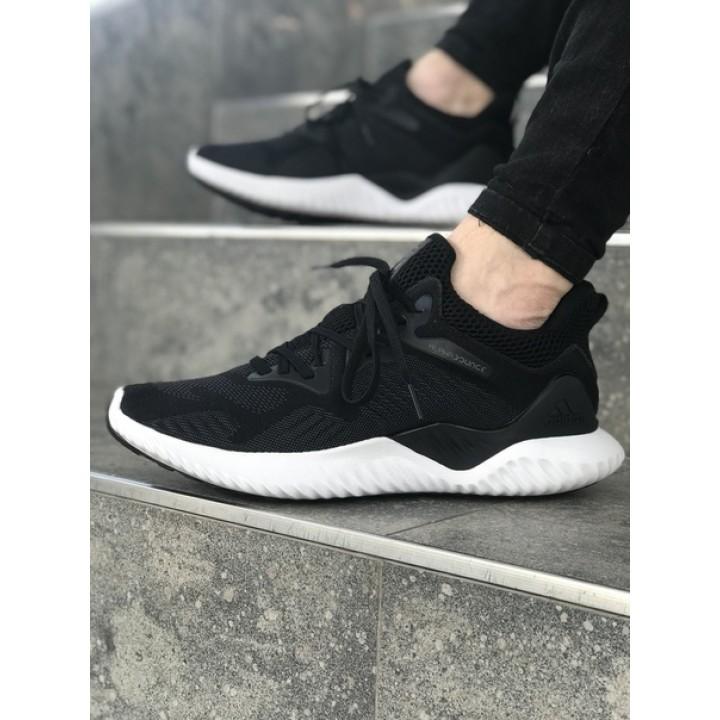 Мужские кроссовки ADIDAS ALPHABOUNCE BLACK