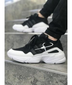 Мужские кроссовки Adidas Yung-96 Black