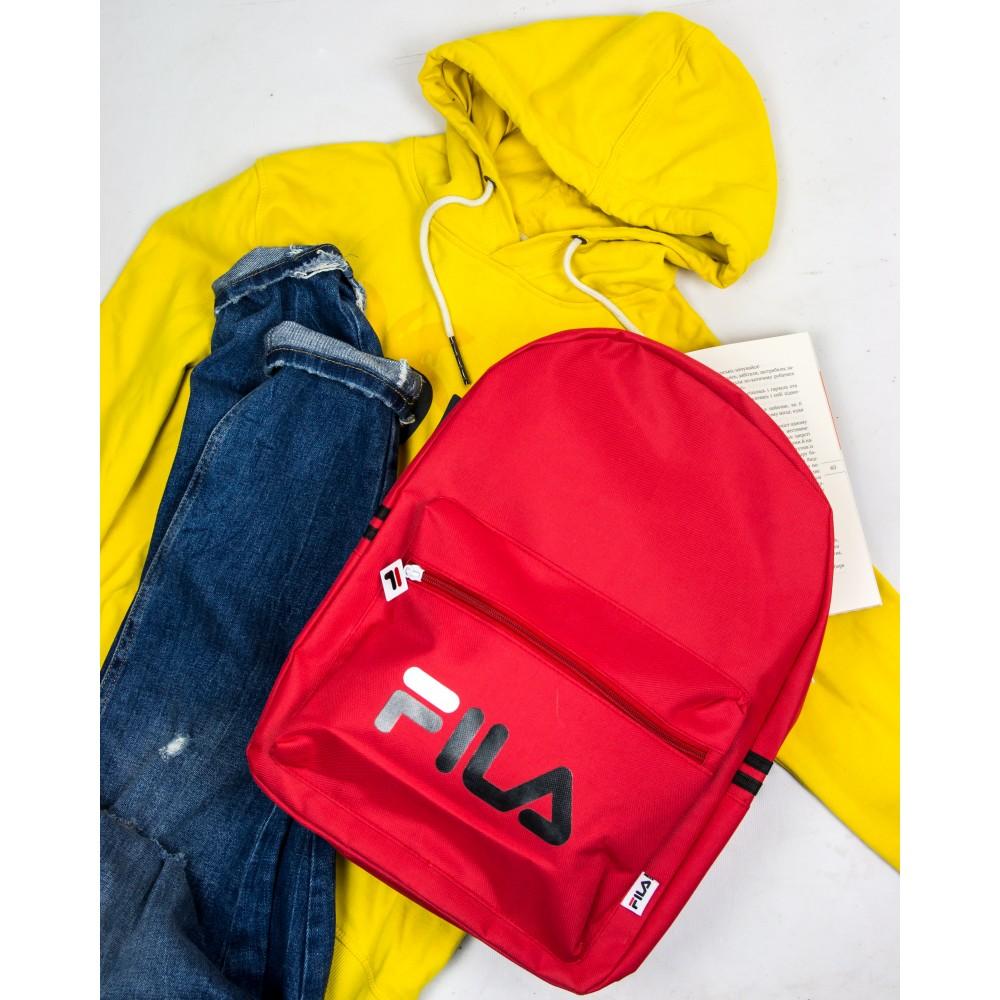 f666157b7d73 Рюкзак Fila Red FI001 от бренда Fila - купить в Киеве по цене 650 ...