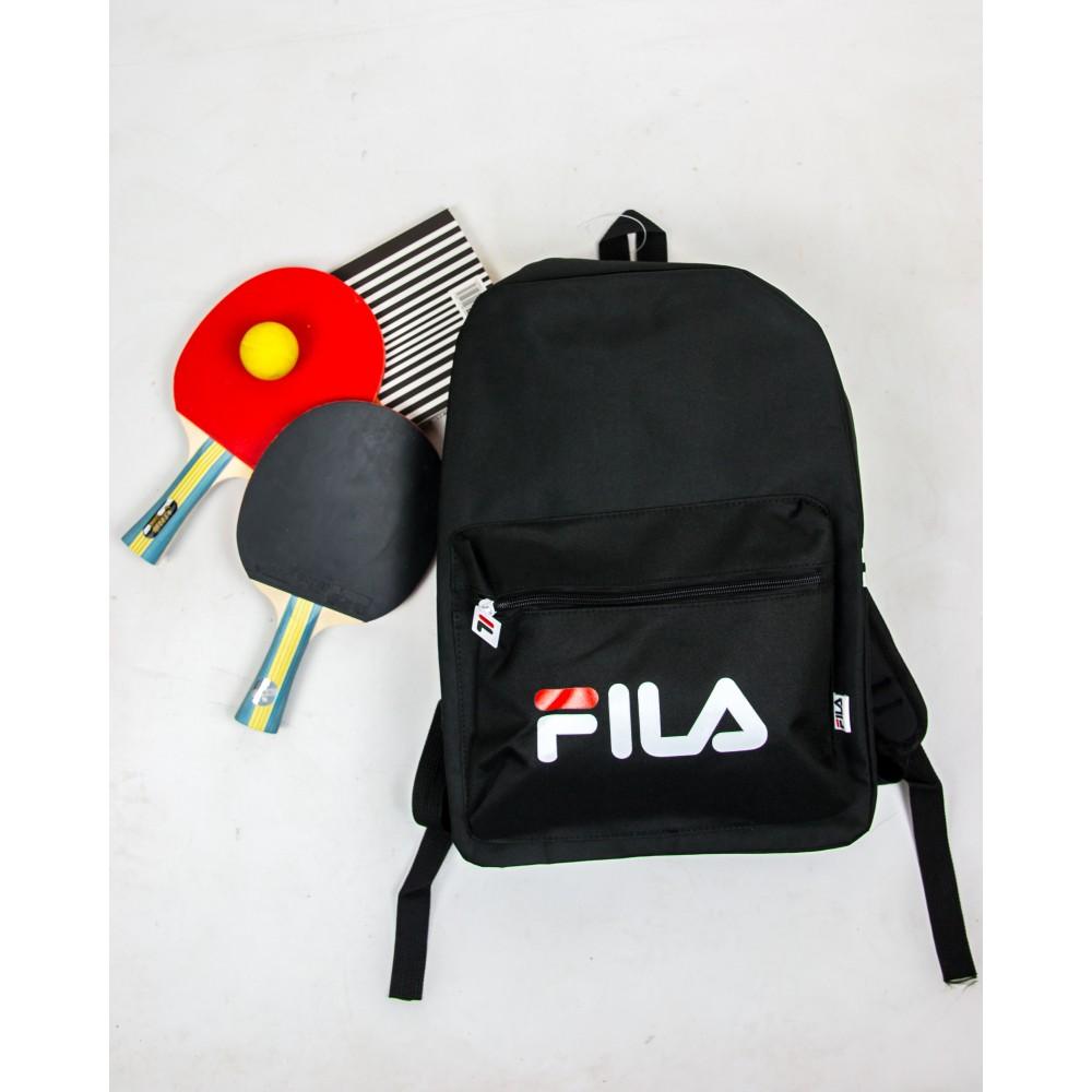 77316071f231 Рюкзак Fila Black FI003 от бренда Fila - купить в Киеве по цене 650 ...