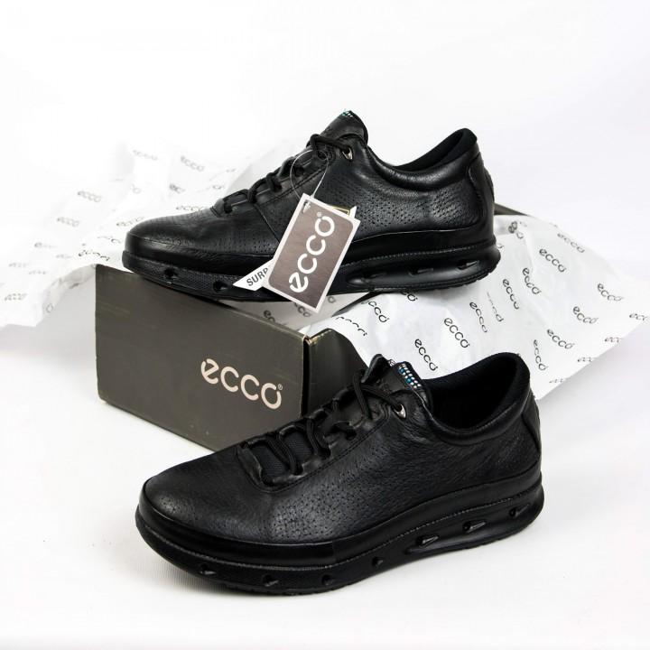 Мужские кроссовки Ecco Black