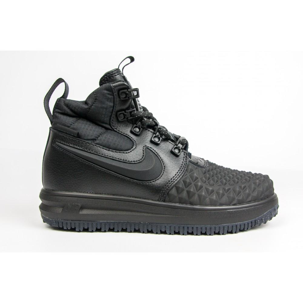 c86735403b47 Кроссовки Nike Lunar Force 1 Duckboot Black N830 от бренда Nike ...