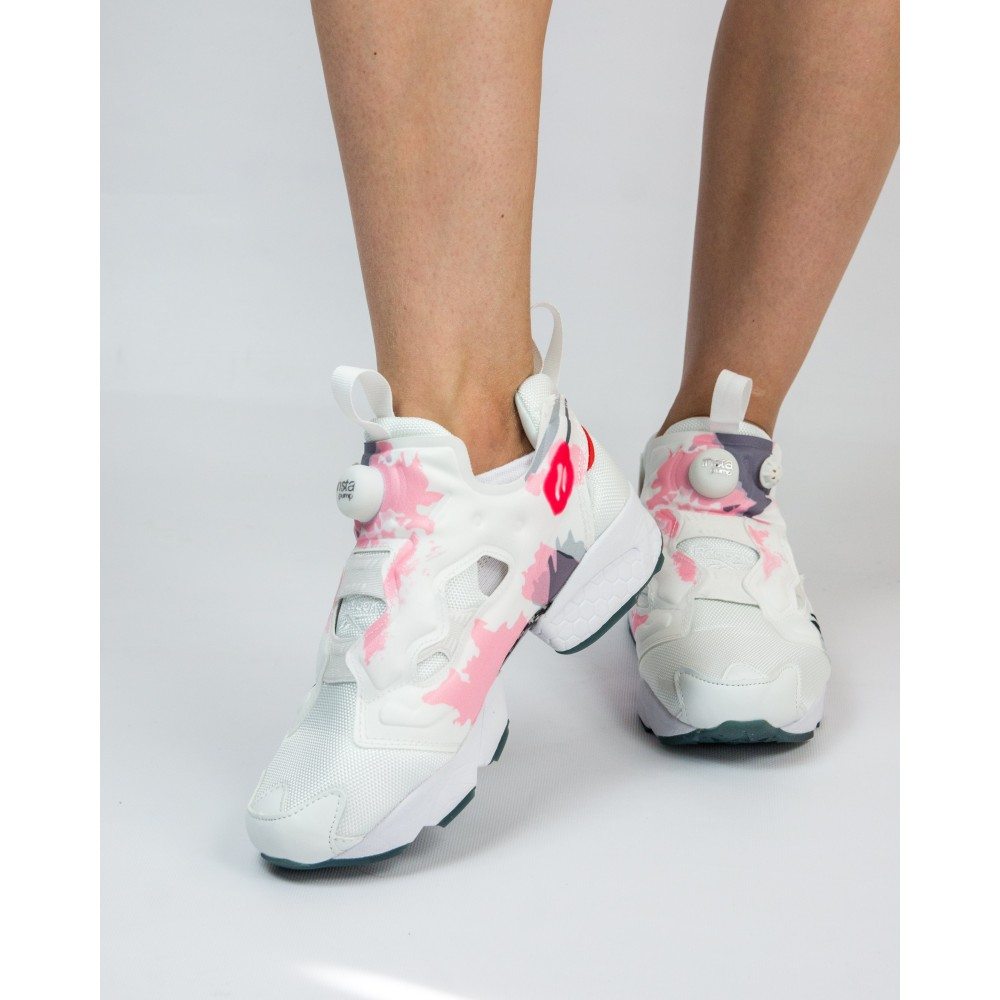 Кроссовки Reebok Insta Pump White R1 от бренда Reebok - купить в ... f03dd44ea84cb