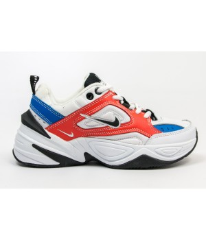 Кроссовки Nike M2K Techno  WHITE/RED/BLUE