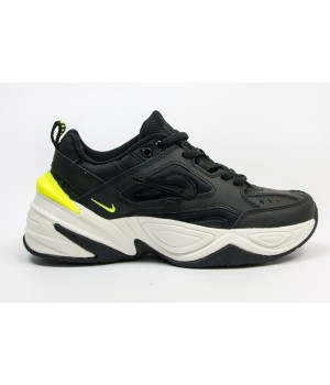 Кроссовки Nike 2k Techno BLACK/WHITE/YELLOW