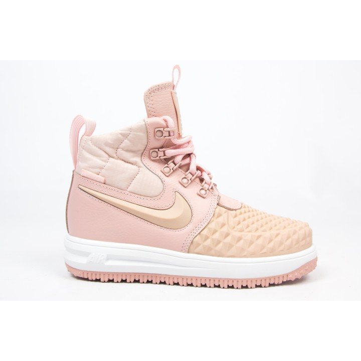 Кроссовки Nike Lunar Force 1 Duckboot  Pink
