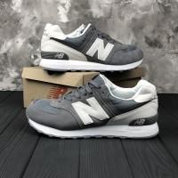 Мужские кроссовки New Balance 574 Grey