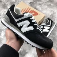 Мужские кроссовки New Balance 574 Black