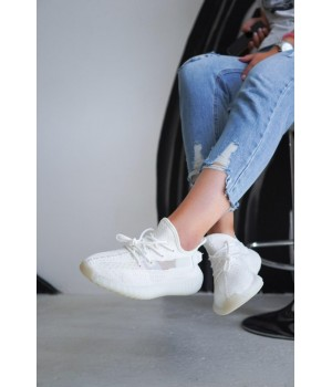 КРОССОВКИ ADIDAS YEEZY BOOST RAINDOW