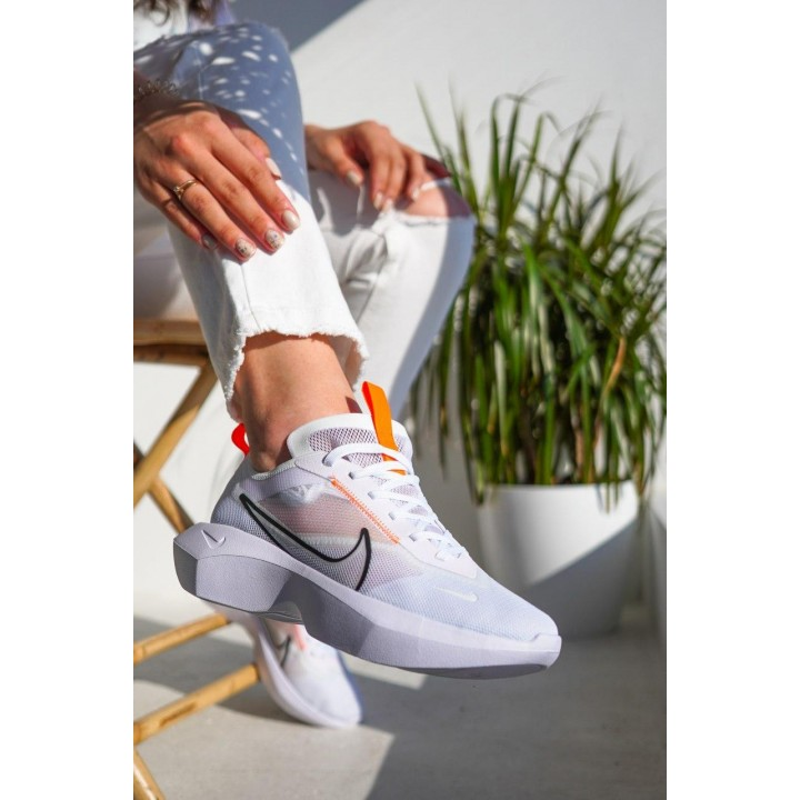 КРОССОВКИ NIKE VISTA LITE WHITE/ORANGE