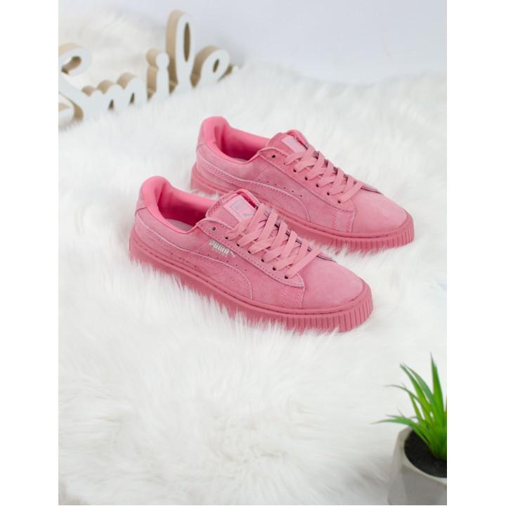 Кроссовки Puma Creeper Rihanna Pink