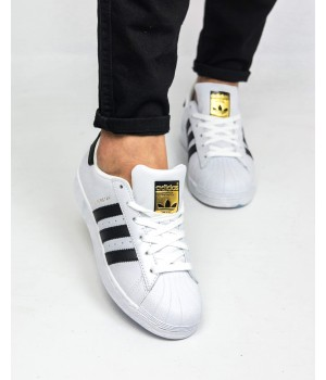 Кроссовки Adidas Superstar White