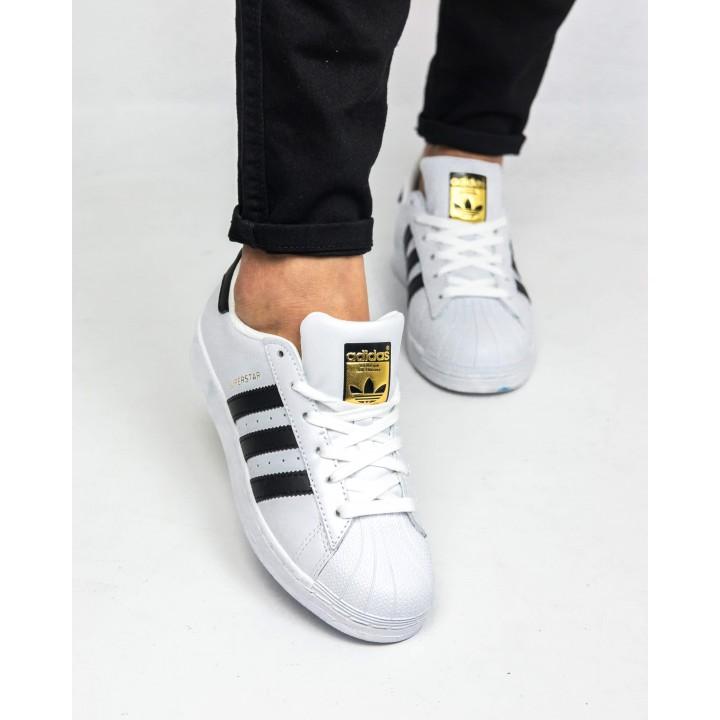 Кроссовки Adidas Superstar White
