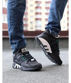Мужские кроссовки Adidas  Equipment Running Support 93 Black/White