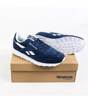 Мужские кроссовки Reebok Сlassic Blue