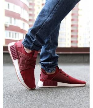 Кроссовки мужские Adidas NMD Burgundy