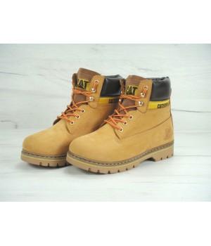 Мужские ботинки CATERPILLAR Yellow