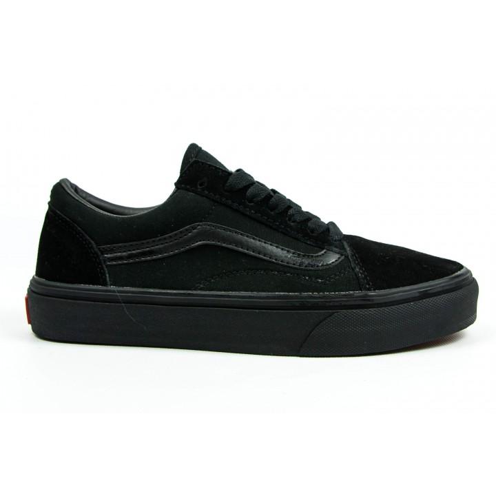 Кроссовки Vans Black
